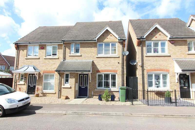 3 Bedrooms Semi Detached House for sale in Chafford Hundred