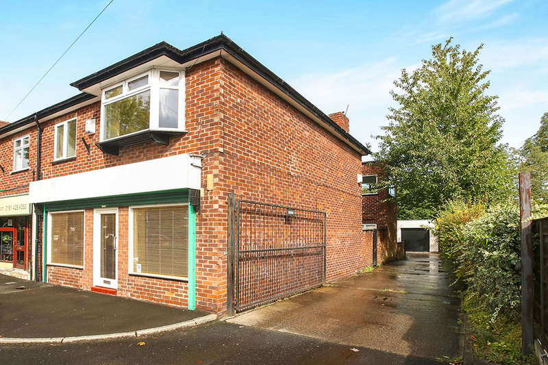 2 Bedrooms Flat for sale in Foxland Road, Gatley, Cheadle, SK8