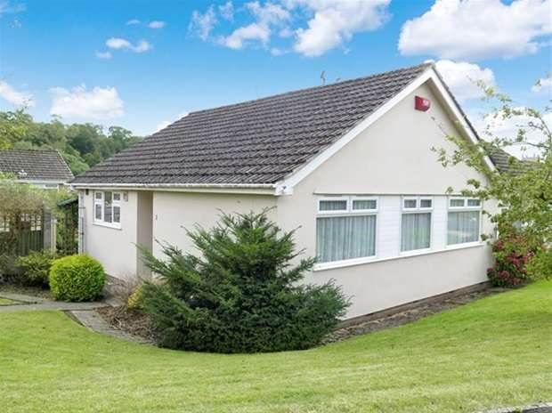 2 Bedrooms Semi Detached Bungalow for sale in Woodbury Close, Wells