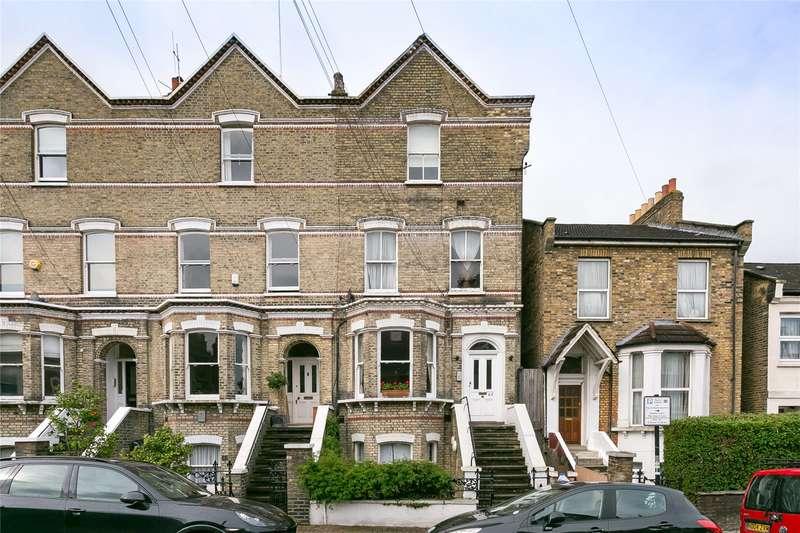 3 Bedrooms Flat for sale in Ramsden Road, London, SW12