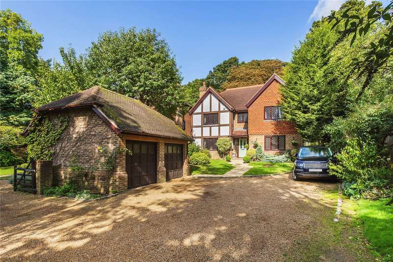 6 Bedrooms Detached House for sale in Peaks Hill, Purley, CR8