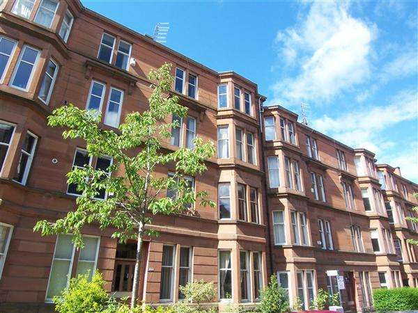 2 Bedrooms Flat for rent in 3/1, 353 West Princes Street, Glasgow G4 9EZ