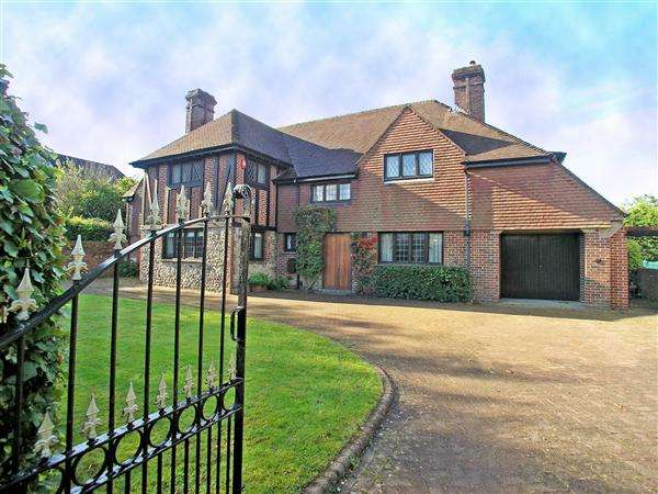 5 Bedrooms Detached House for sale in Llantrisant Road, Llandaff