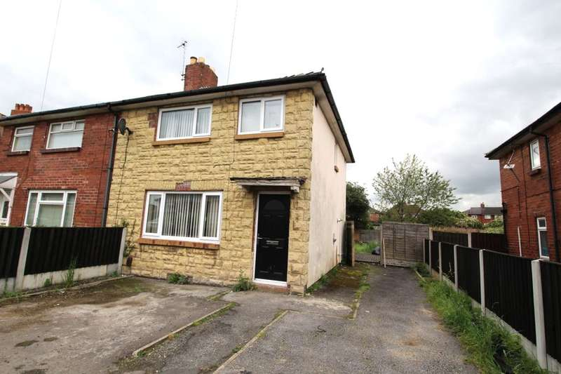 3 Bedrooms Semi Detached House for sale in Throstle Avenue, Leeds, LS10