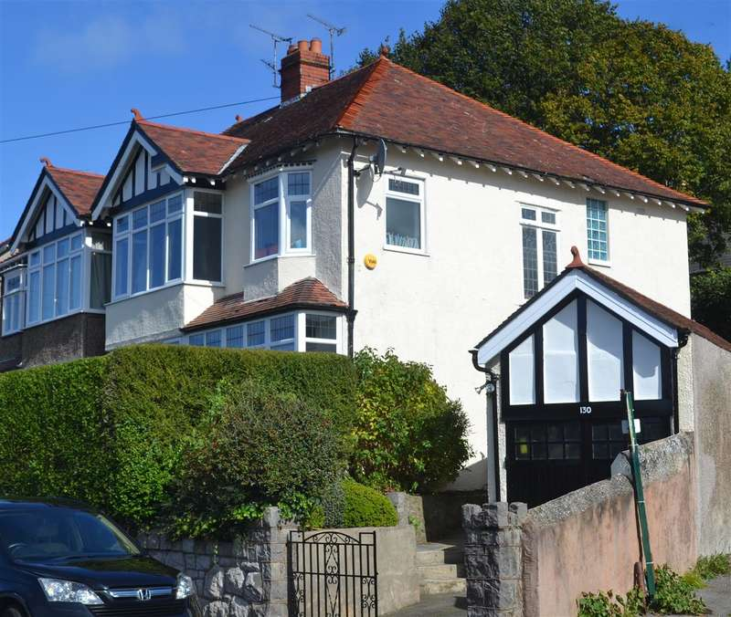 3 Bedrooms Semi Detached House for sale in Dinerth Road, Rhos-On-Sea