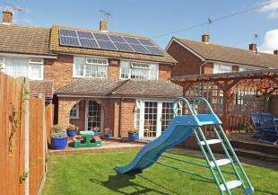 3 Bedrooms End Of Terrace House for sale in Bramley Close, Newington, Sittingbourne, Kent