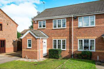 3 Bedrooms Semi Detached House for sale in Taverham, Norwich, Norfolk