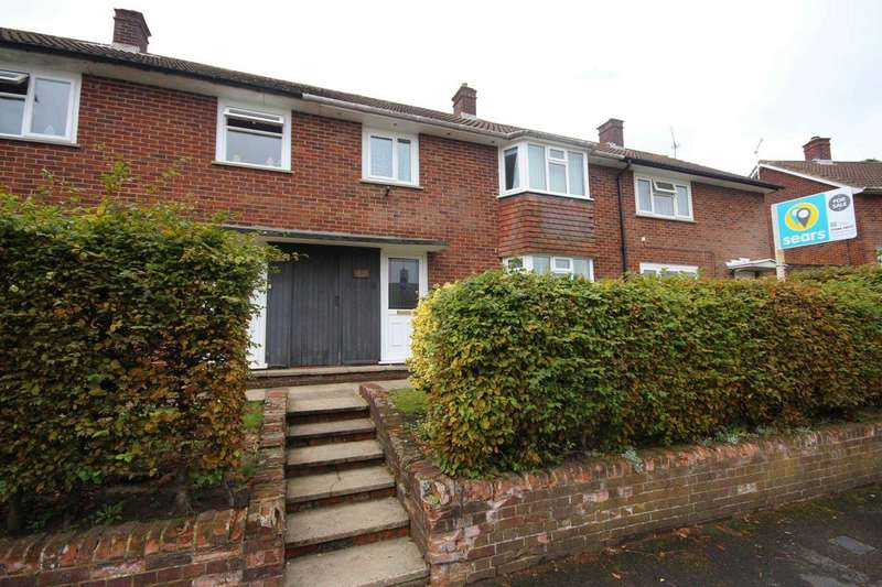 3 Bedrooms Terraced House for sale in South Lynn Crescent, Bracknell