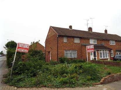 House for sale in Lalleford Road, Luton, Bedfordshire