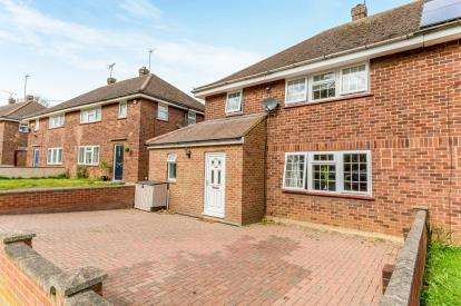 4 Bedrooms Semi Detached House for sale in Whiteley Crescent, Bletchley, Milton Keynes