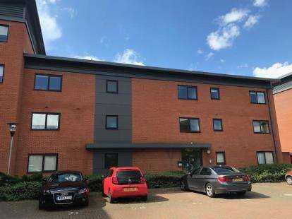 2 Bedrooms Flat for sale in Marshall Road, Banbury, Oxfordshire
