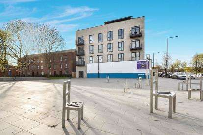 2 Bedrooms Flat for sale in Castleward Boulevard, Derby, Derbyshire