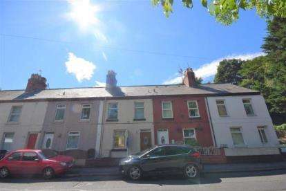 2 Bedrooms Terraced House for sale in Sycamore Terrace, Greenfield, Holywell, Flintshire, CH8