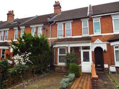 3 Bedrooms Terraced House for sale in Shirley, Southampton, Hampshire