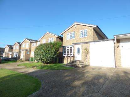 3 Bedrooms Link Detached House for sale in Waterlooville, Hampshire