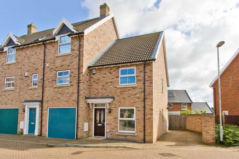 2 Bedrooms End Of Terrace House for sale in Sir Archdale Road, Swaffham