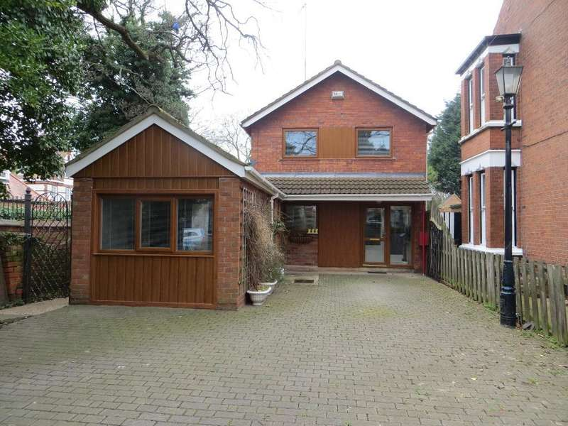 3 Bedrooms Detached House for sale in Park Avenue, Hull, HU5 3EX
