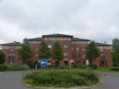 2 Bedrooms Flat for sale in Moorgate, Leadenhall, Milton Keynes