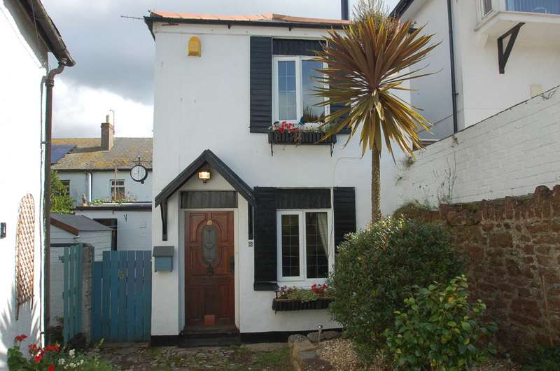 2 Bedrooms Cottage House for sale in Eaton Place, Paignton