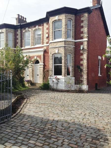 4 Bedrooms Semi Detached House for sale in BLACKBULL LANE, FULWOOD, PRESTON, Lancashire, PR2