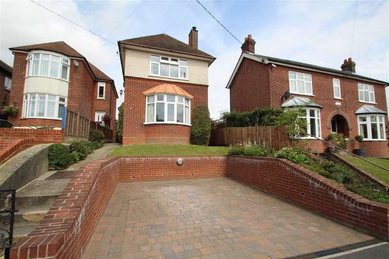 2 Bedrooms Detached House for sale in Sloe Hill, Halstead CO9 1JT