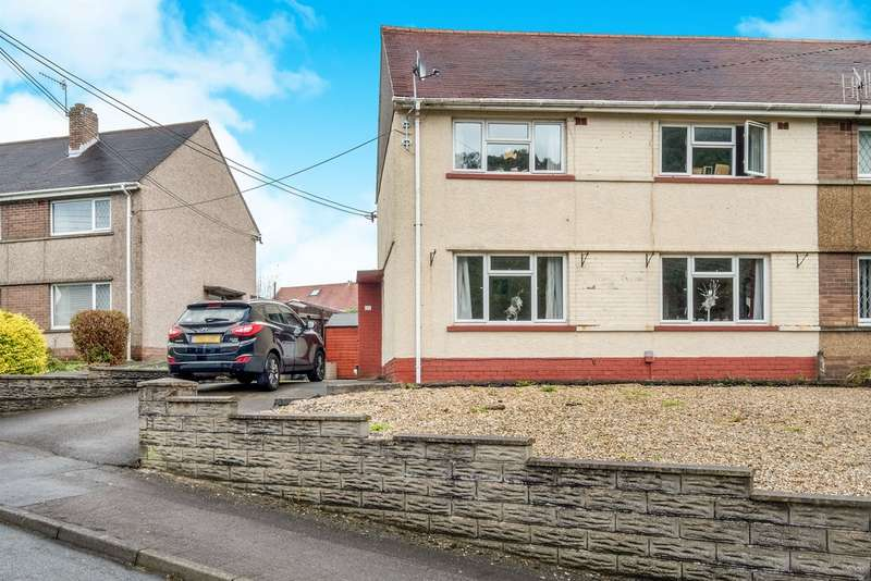 3 Bedrooms Semi Detached House for sale in Heol Y Graig, Tonna, Neath