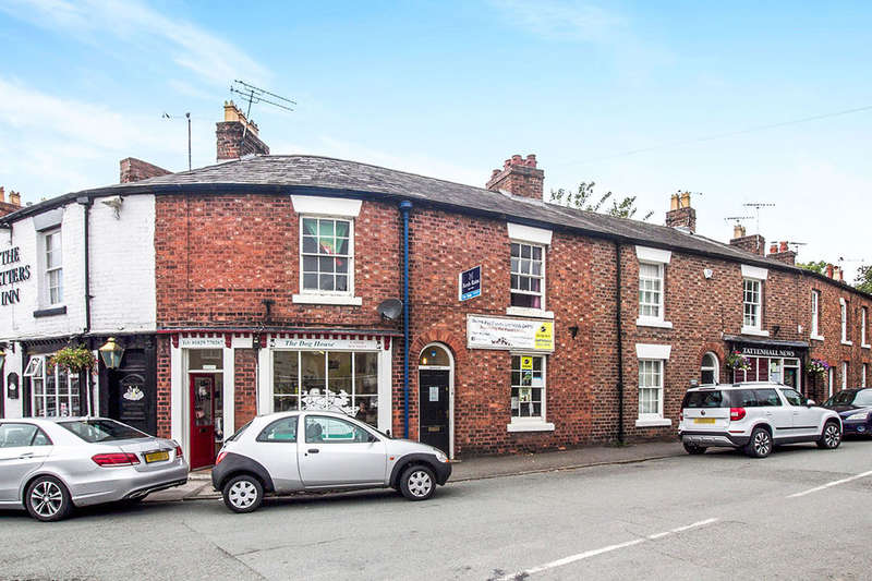1 Bedroom Flat for sale in High Street, Tattenhall, Chester, CH3