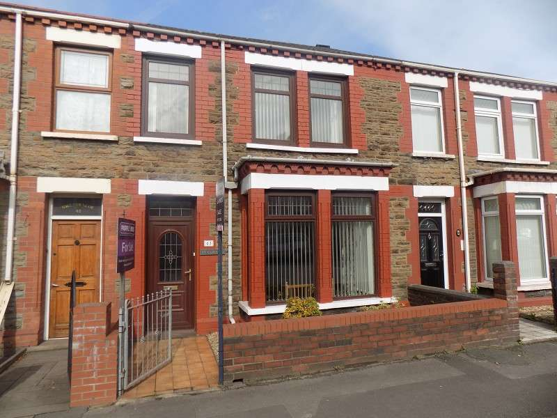 3 Bedrooms Terraced House for sale in Abbey Road, Port Talbot, Neath Port Talbot. SA13 1HB