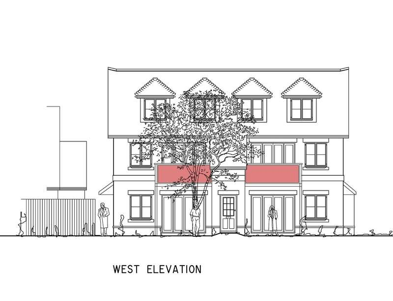 House for sale in Land to rear of Prospect House, Beaconsfield Road, Farnham Common, SL2