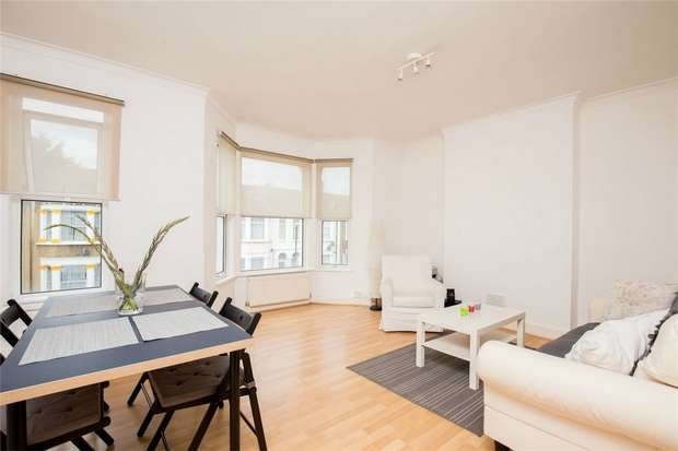 2 Bedrooms Flat for sale in Roundwood Road, Harlesden, London