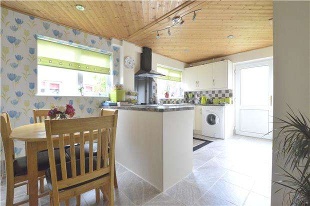 3 Bedrooms End Of Terrace House for sale in TEWKESBURY, Gloucestershire, GL20 5TP