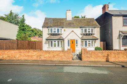 3 Bedrooms Detached House for sale in Church Road, Short Heath, Willenhall, West Midlands