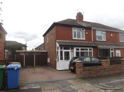 2 Bedrooms Semi Detached House for sale in Wentworth Avenue, Woolston, Warrington, Cheshire