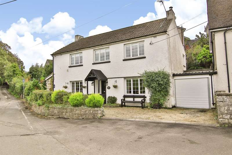 4 Bedrooms Detached House for sale in Beggars Pound, Near St.Johns Hill, St Athan