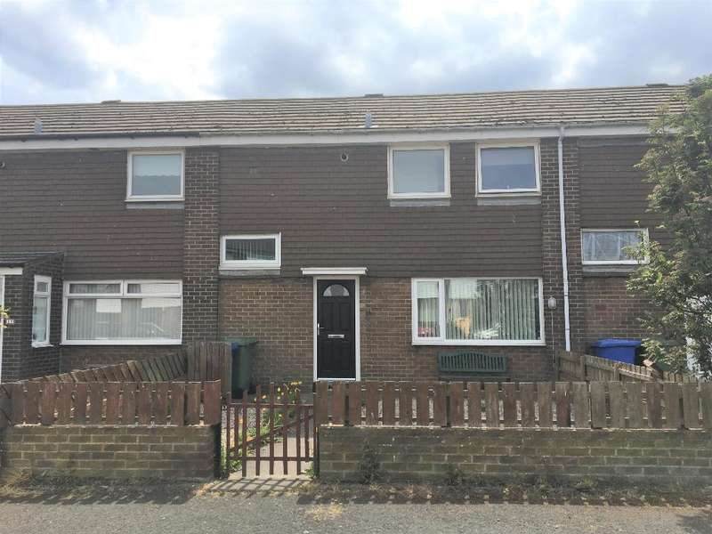 2 Bedrooms Terraced House for sale in Glendale, Amble, Morpeth, Northumberland, NE65 0RG