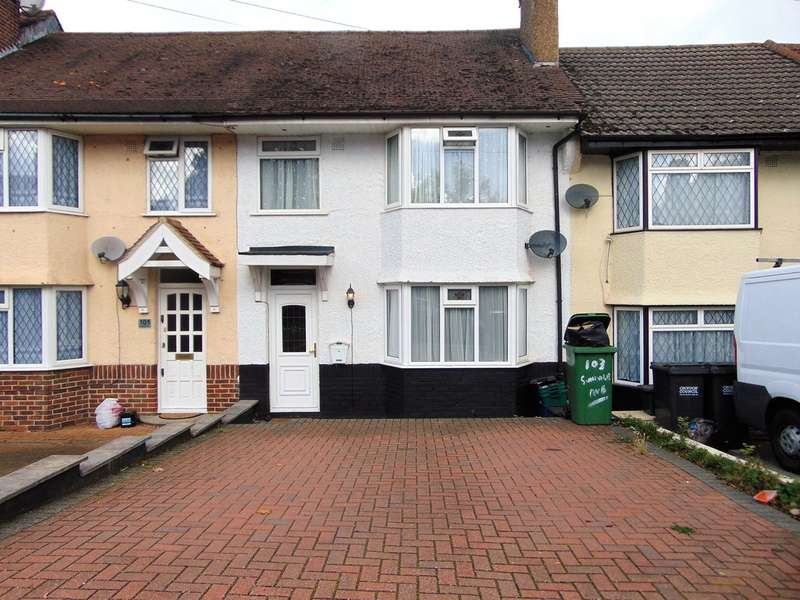 3 Bedrooms Terraced House for sale in Sundale Avenue, South Croydon, CR2 8RR