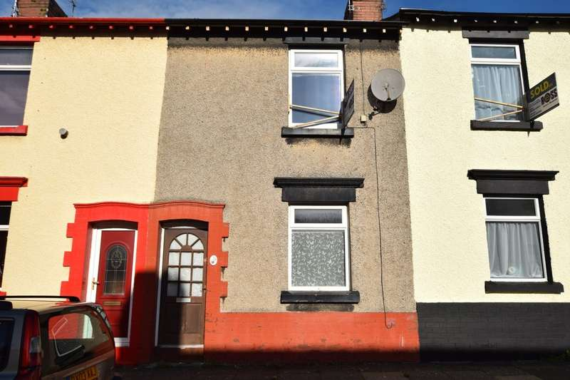 2 Bedrooms Terraced House for sale in Dartmouth Street, Walney, Cumbria, LA14 3AS