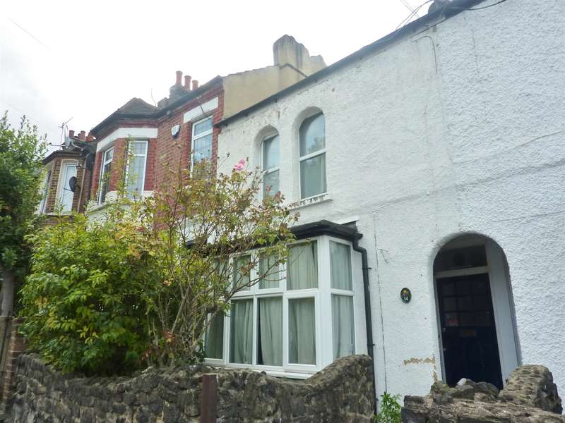 2 Bedrooms Terraced House for sale in Purrett Road, Plumstead, London, SE18 1JW