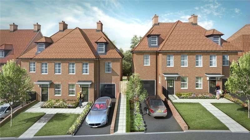4 Bedrooms Semi Detached House for sale in Elmbank, Barnet Road, Arkley, EN5