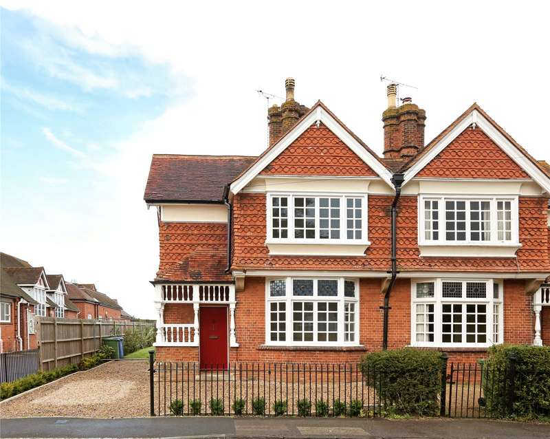 3 Bedrooms Semi Detached House for sale in School Houses, Lovel Road, Winkfield, Windsor, SL4