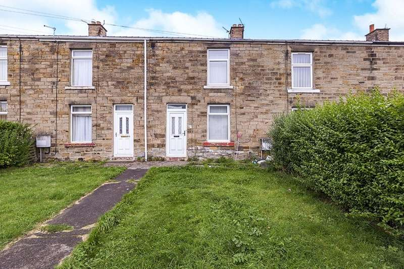 2 Bedrooms Terraced House for sale in Front Street, Tudhoe Colliery, Spennymoor, DL16