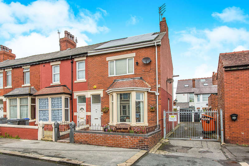 3 Bedrooms Terraced House for sale in Palatine Road, Blackpool, FY1