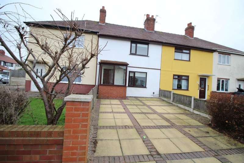 Terraced House for rent in Warley Road, Blackpool, FY2