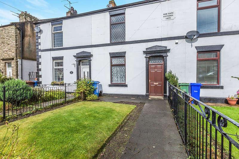 2 Bedrooms Terraced House for sale in Blackburn Road, Higher Wheelton, Chorley, PR6