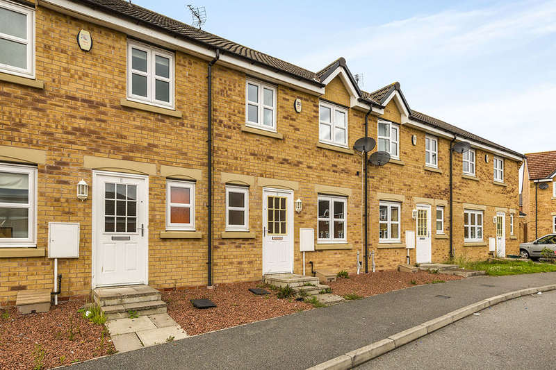 3 Bedrooms Terraced House for sale in Clemitson Way, Crook, DL15