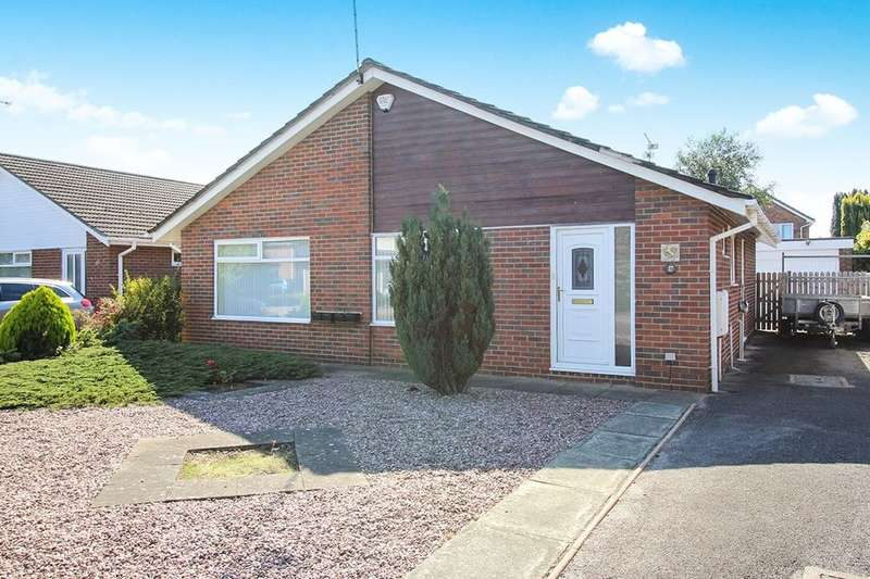 2 Bedrooms Detached Bungalow for sale in Vicarage Road, Formby, Liverpool, L37
