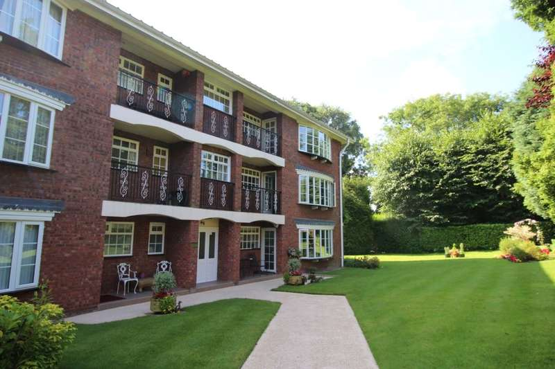 2 Bedrooms Flat for sale in Ladybrook Road, Bramhall, Stockport, SK7