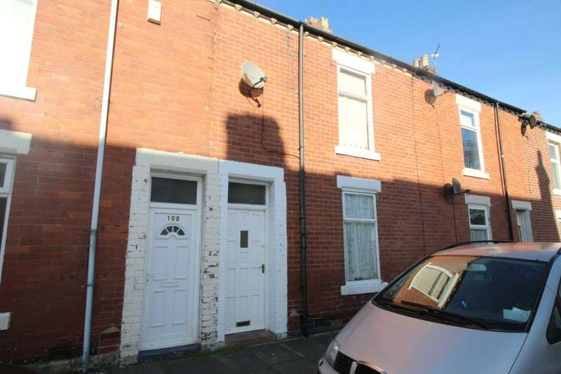 3 Bedrooms Terraced House for sale in Gladstone Street, Blyth, NE24
