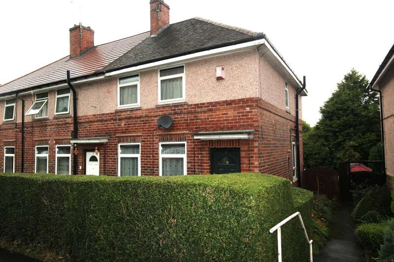 2 Bedrooms Terraced House for sale in Longley Crescent, Sheffield, S5
