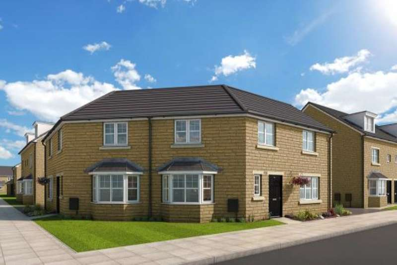 3 Bedrooms Semi Detached House for sale in Highgrove Place, Burnley, BB11